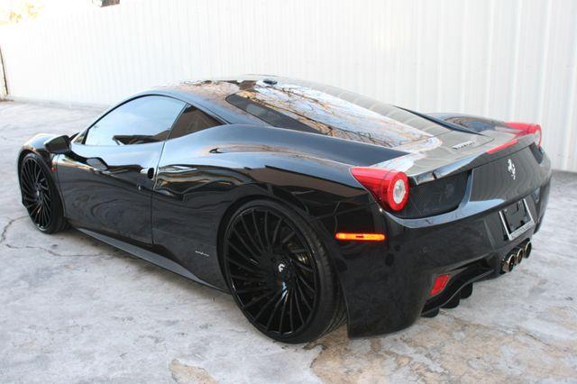 2010 Ferrari 458 Italia Houston, Texas 4