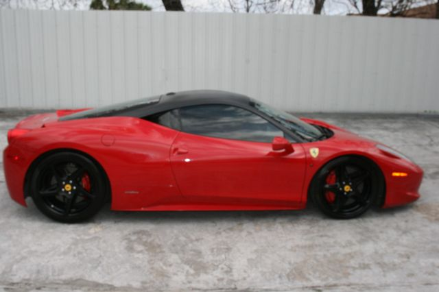 2010 Ferrari 458 Italia Spyder Houston, Texas 10
