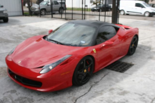 2010 Ferrari 458 Italia Spyder Houston, Texas 2