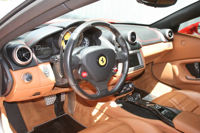 2010 Ferrari California Houston, Texas 13