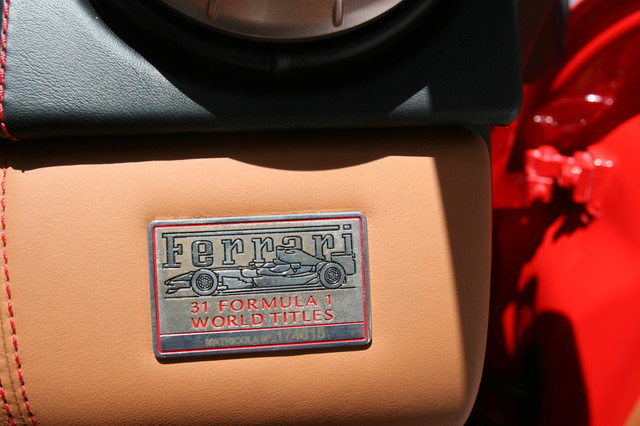 2010 Ferrari California Houston, Texas 25