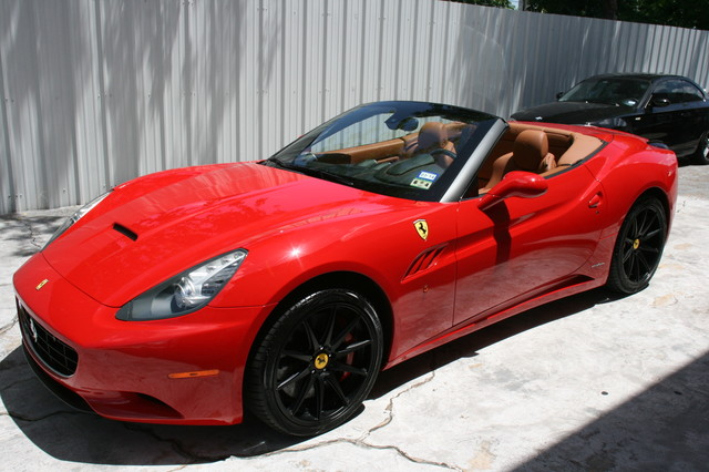 2010 Ferrari California Houston, Texas 0
