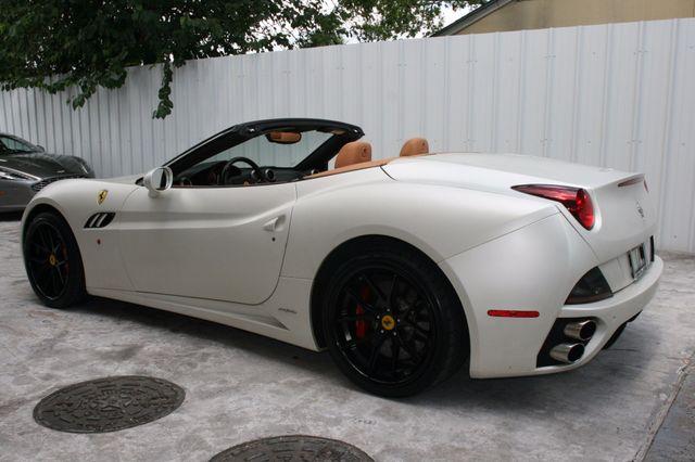 2010 Ferrari California Houston, Texas 13