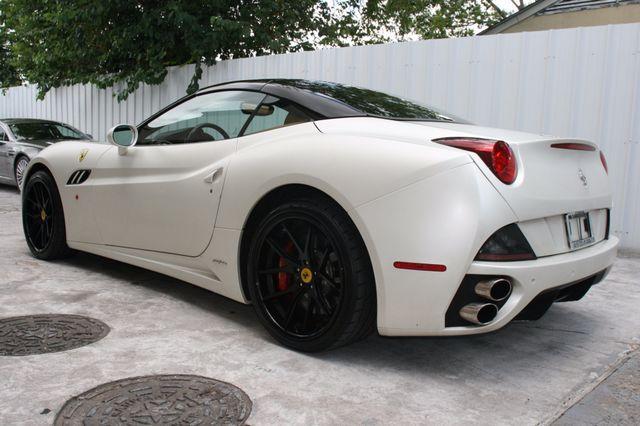 2010 Ferrari California Houston, Texas 7