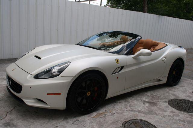 2010 Ferrari California Houston, Texas 8