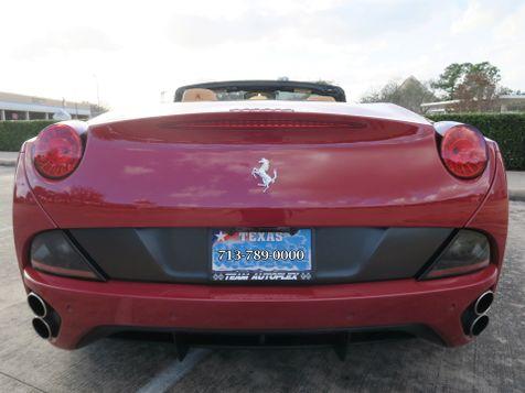 2010 Ferrari California  in Houston, Texas