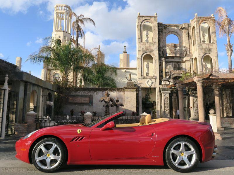2010 Ferrari California  in Houston Texas