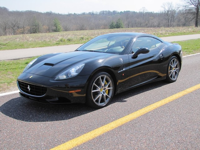 2010 Ferrari California St. Louis, Missouri 1