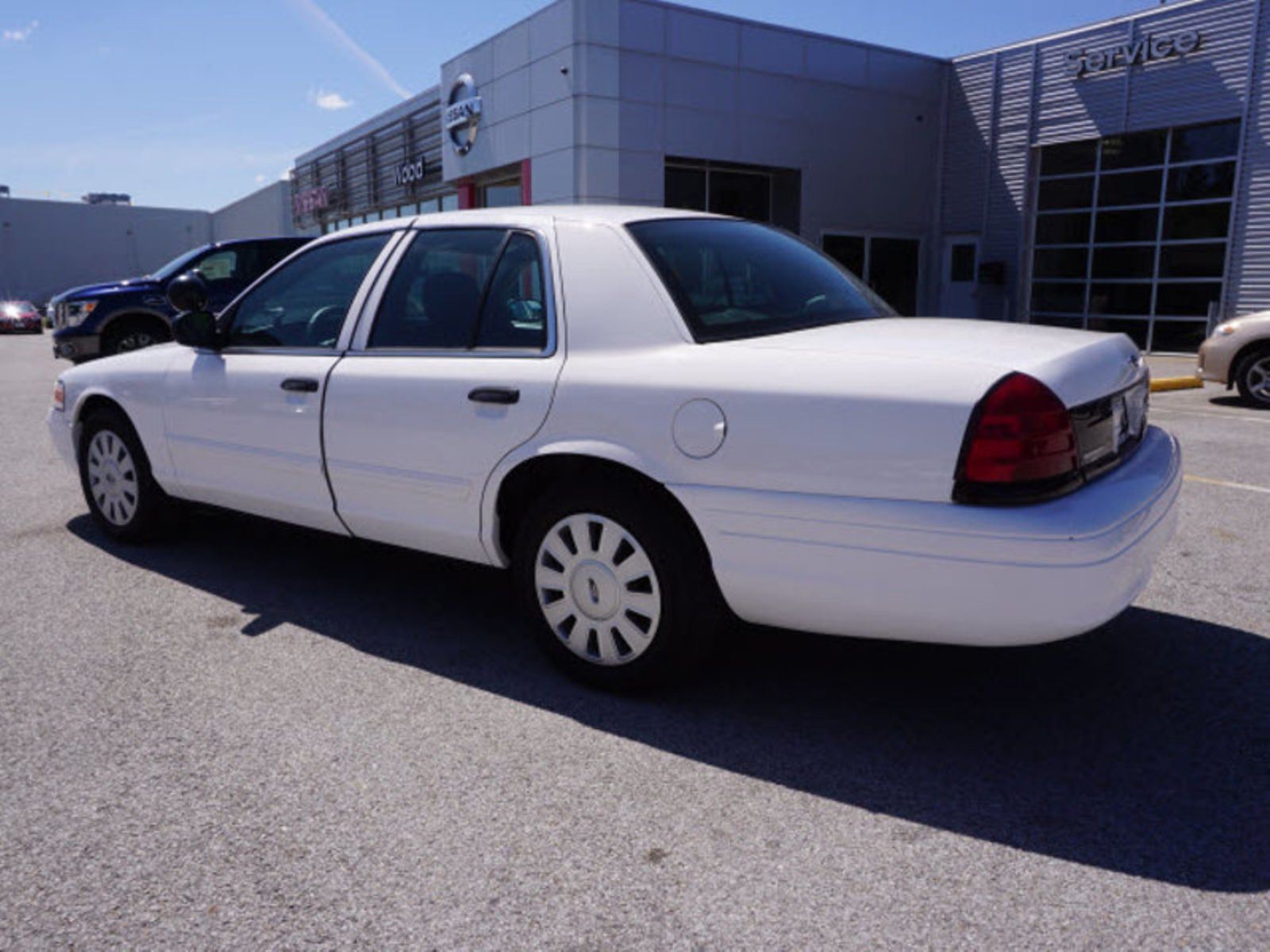 2010 Ford Crown Victoria Police Interceptor City Arkansas