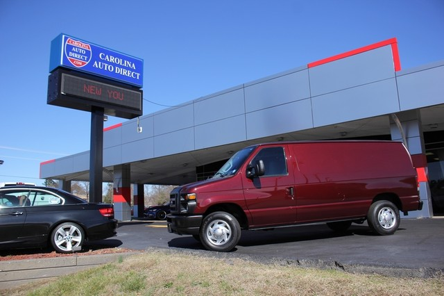 2010 Ford Econoline Cargo Van Commercial E-150 - SERVICE RECORD - 1 OWNER! Mooresville , NC 34