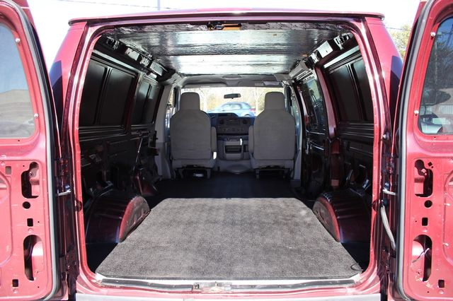 2010 Ford Econoline Cargo Van Commercial E-150 - SERVICE RECORD - 1 OWNER! Mooresville , NC 2