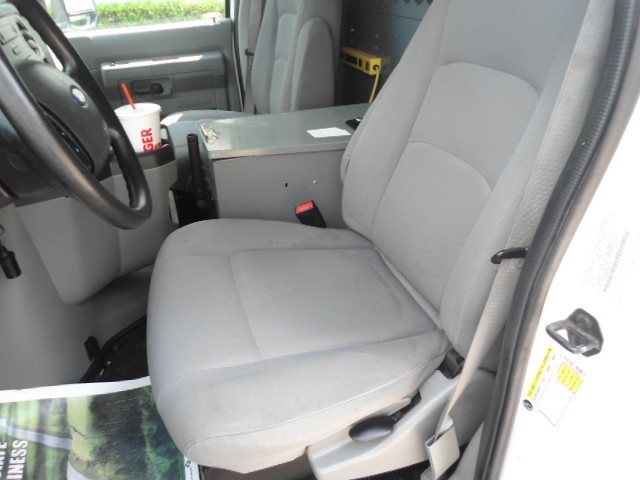 2010 Ford Econoline Cargo Van Commercial Bulkhead & Bins Plano, Texas 20
