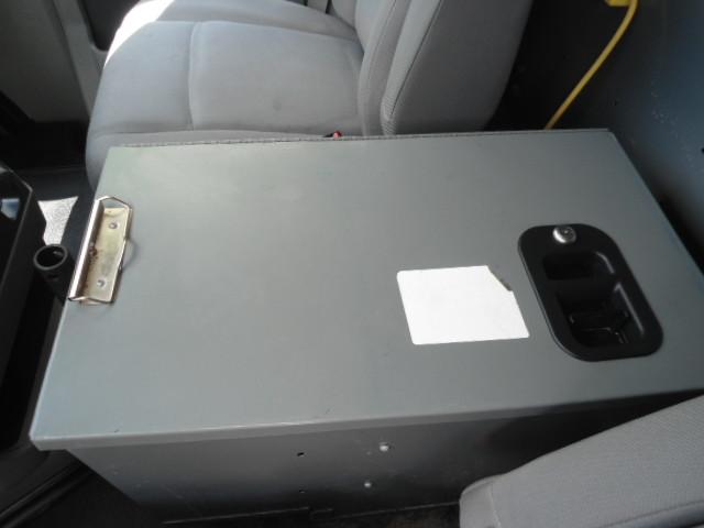 2010 Ford Econoline Cargo Van Commercial Bulkhead & Bins Plano, Texas 21