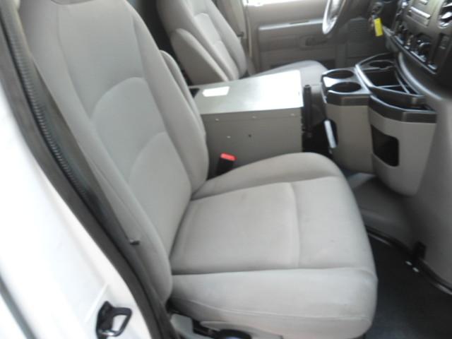 2010 Ford Econoline Cargo Van Commercial Bulkhead & Bins Plano, Texas 24