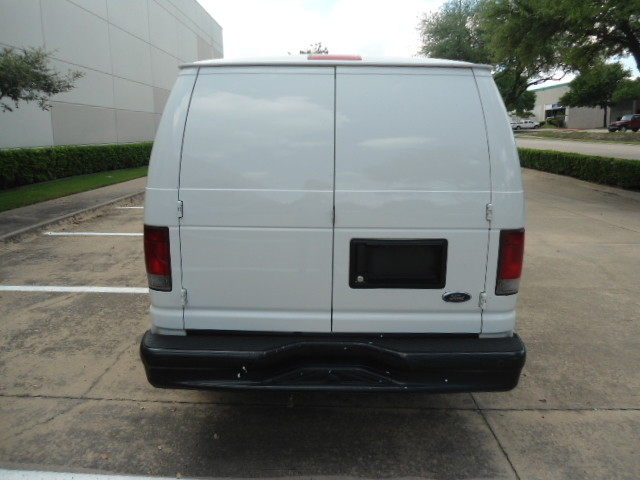 2010 Ford Econoline Cargo Van Commercial Bulkhead & Bins Plano, Texas 3