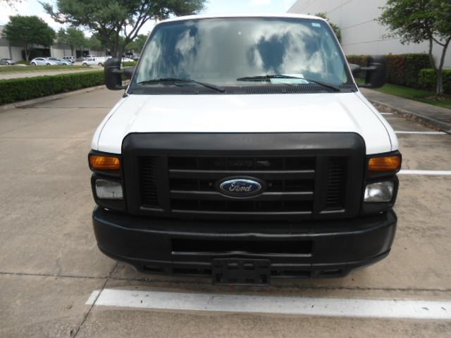2010 Ford Econoline Cargo Van Commercial Bulkhead & Bins Plano, Texas 5