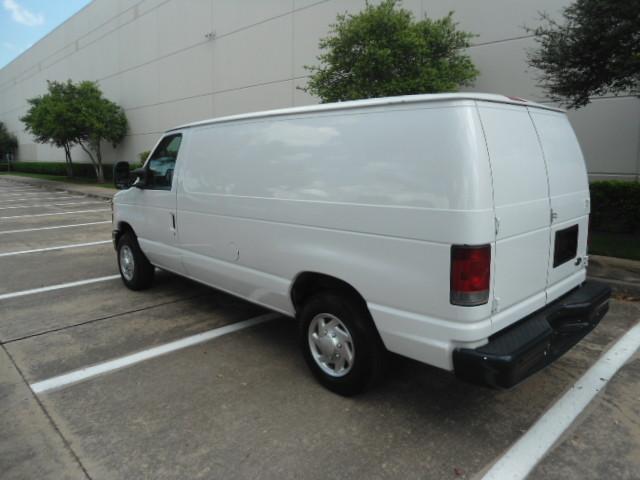2010 Ford Econoline Cargo Van Commercial Bulkhead & Bins Plano, Texas 8