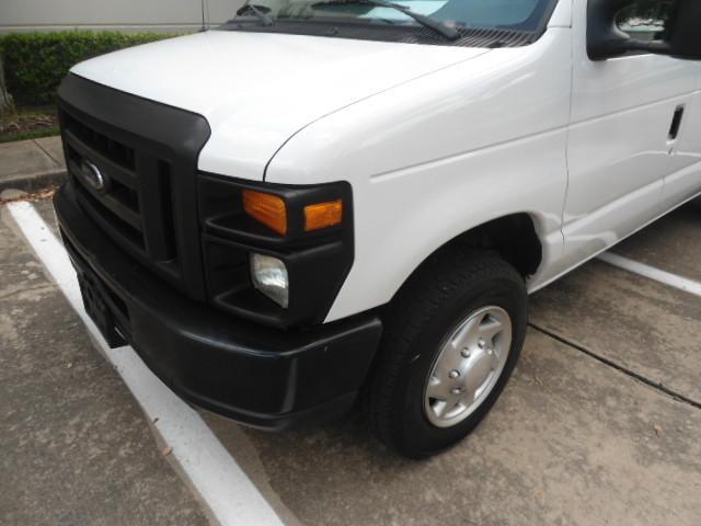 2010 Ford Econoline Cargo Van Commercial Bulkhead & Bins Plano, Texas 9