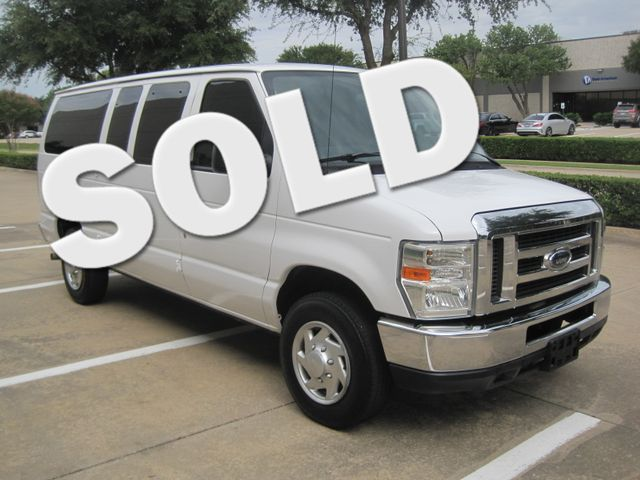 2010 Ford E350 Wagon 12 Passenger, XLT, Rear a/c, All Power, Plano, Texas 0