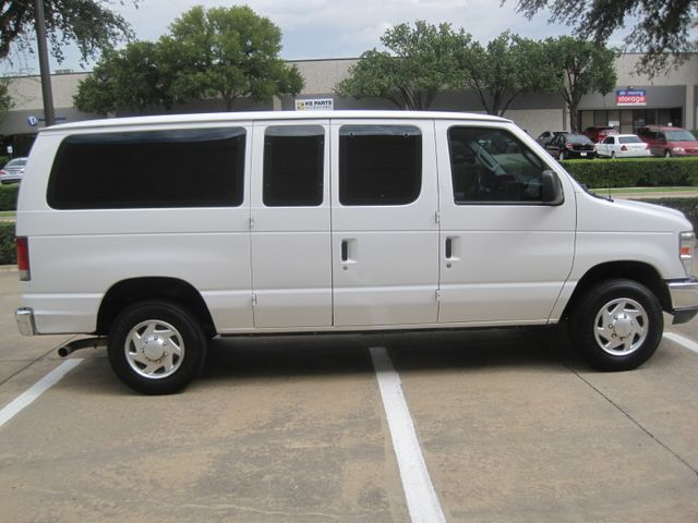 2010 Ford E350 Wagon 12 Passenger, XLT, Rear a/c, All Power, Plano, Texas 6