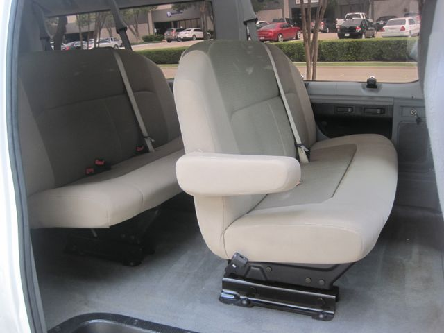 2010 Ford E350 Wagon 12 Passenger, XLT, Rear a/c, All Power, Plano, Texas 17