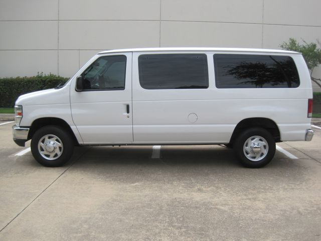 2010 Ford E350 Wagon 12 Passenger, XLT, Rear a/c, All Power, Plano, Texas 5