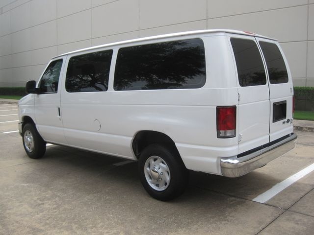 2010 Ford E350 Wagon 12 Passenger, XLT, Rear a/c, All Power, Plano, Texas 7