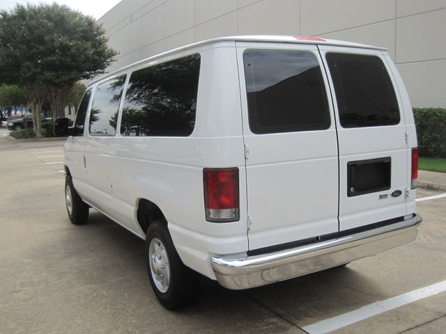 2010 Ford E350 Wagon 12 Passenger, XLT, Rear a/c, All Power, Plano, Texas 8