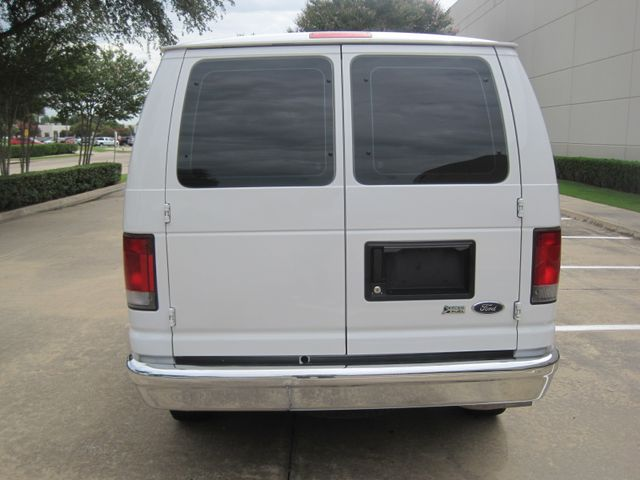 2010 Ford E350 Wagon 12 Passenger, XLT, Rear a/c, All Power, Plano, Texas 9