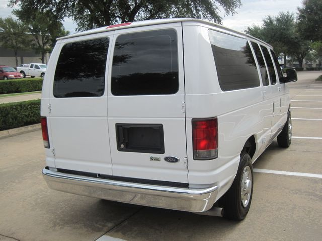 2010 Ford E350 Wagon 12 Passenger, XLT, Rear a/c, All Power, Plano, Texas 10