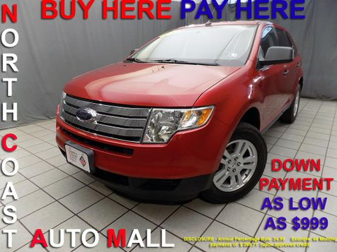 2010 Ford Edge SE As low as $999 DOWN in Cleveland, Ohio