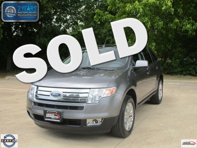 2010 Ford Edge SEL in Garland