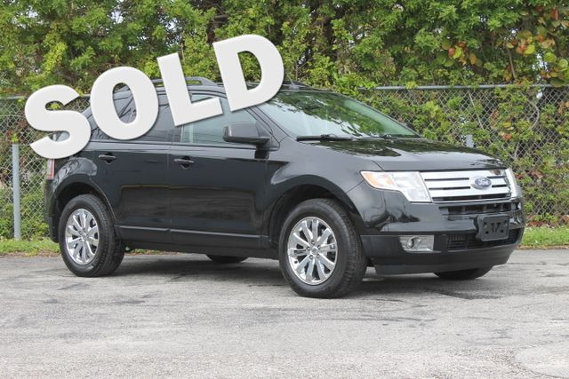 2010 Ford Edge SEL  WARRANTY CARFAX CERTIFIED SERVICE RECORDS ALL WHEEL DRIVE TRADES WELCOM