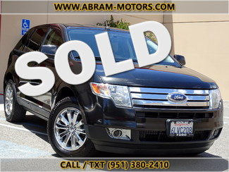 2010 Ford Edge SEL - FRESH TRADE-IN - LEATHER -