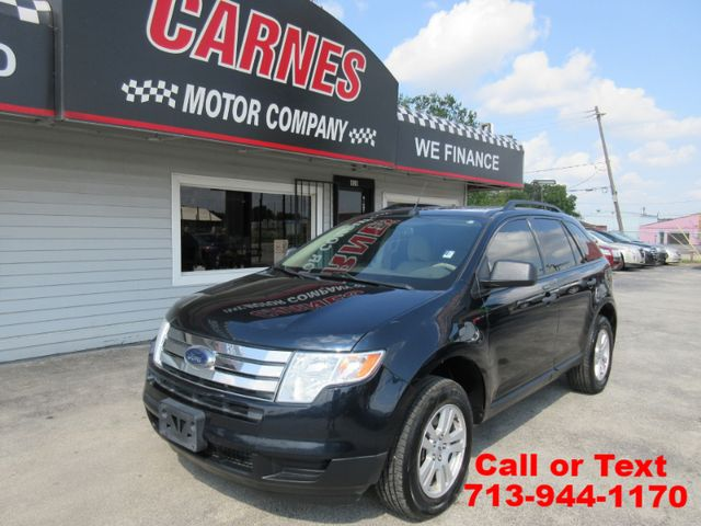 2010 Ford Edge, PRICE SHOWN IS THE DOWN PAYMENT south houston, TX 10