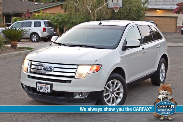 2010 Ford EDGE SEL SUV AUTOMATIC ALLOY WHEELS SERVICE RECORDS! Woodland Hills, CA 0