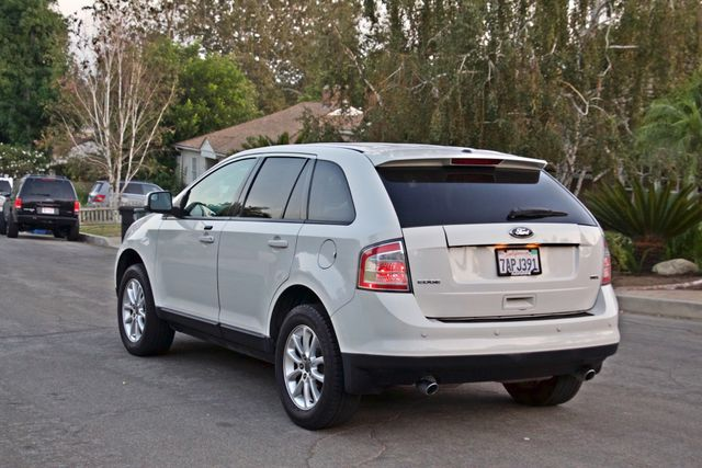 2010 Ford EDGE SEL SUV AUTOMATIC ALLOY WHEELS SERVICE RECORDS! Woodland Hills, CA 4