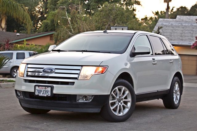 2010 Ford EDGE SEL SUV AUTOMATIC ALLOY WHEELS SERVICE RECORDS! Woodland Hills, CA 2