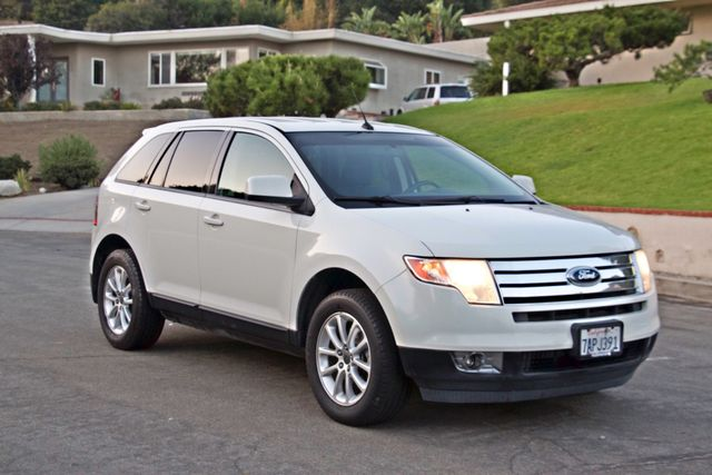 2010 Ford EDGE SEL SUV AUTOMATIC ALLOY WHEELS SERVICE RECORDS! Woodland Hills, CA 8