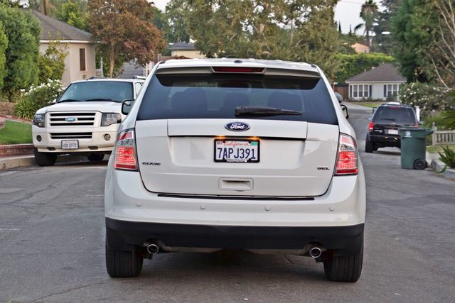 2010 Ford EDGE SEL SUV AUTOMATIC ALLOY WHEELS SERVICE RECORDS! Woodland Hills, CA 5