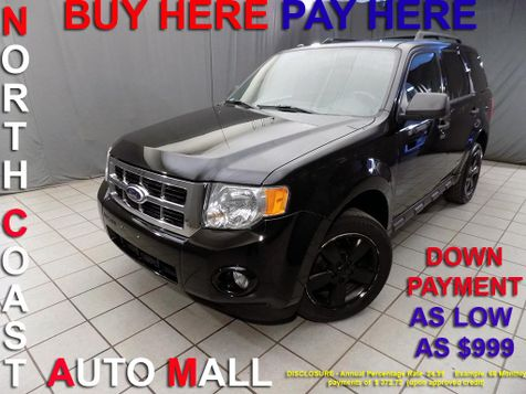 2010 Ford Escape XLT As low as $999 DOWN in Cleveland, Ohio
