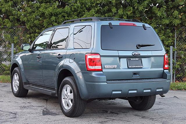 2010 ford escape xlt cars and vehicles hollywood fl. Black Bedroom Furniture Sets. Home Design Ideas