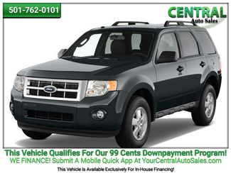 2010 Ford Escape XLT | Hot Springs, AR | Central Auto Sales in Hot Springs AR
