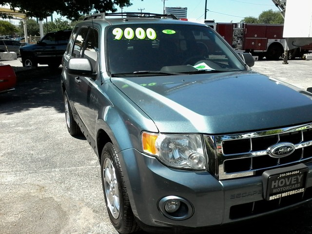 2010 Ford Escape XLT San Antonio, Texas 1