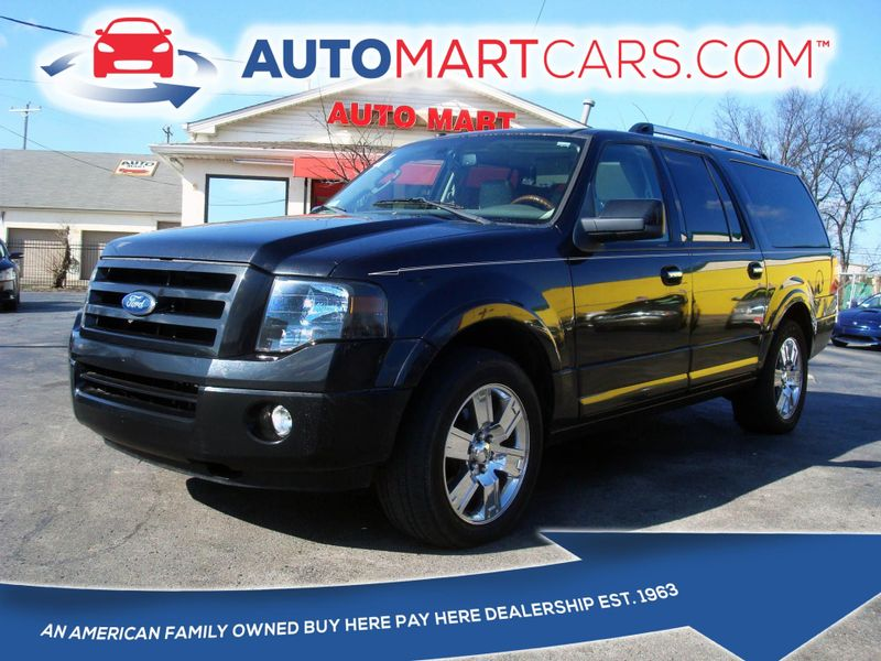 2010 Ford Expedition EL Limited | Nashville, Tennessee | Auto Mart Used Cars Inc. in Nashville Tennessee