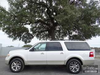 2010 Ford Expedition EL Eddie Bauer 5.4L V8 4X4 in San Antonio Texas