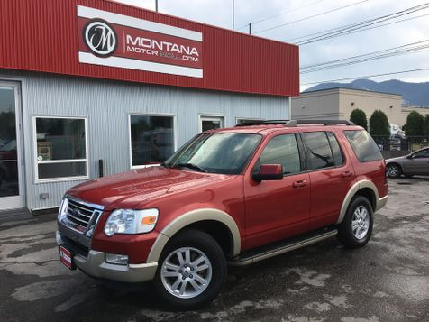 2010 Ford Explorer Eddie Bauer in