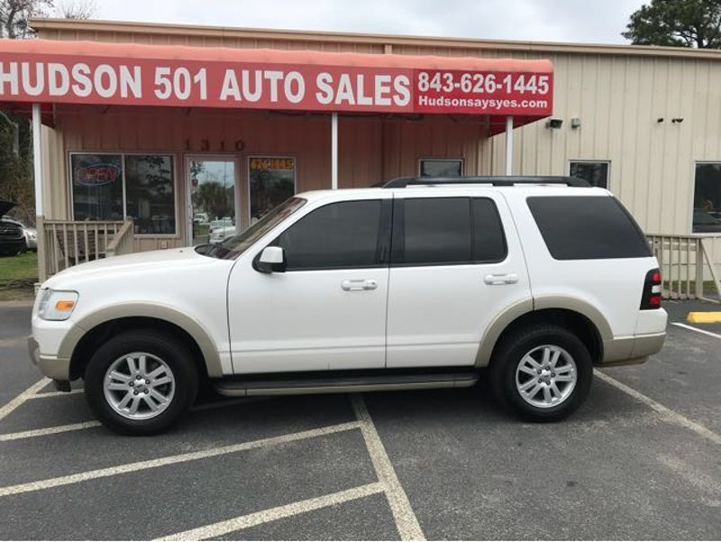 2010 Ford Explorer Eddie Bauer | Myrtle Beach, South Carolina | Hudson Auto Sales in Myrtle Beach South Carolina
