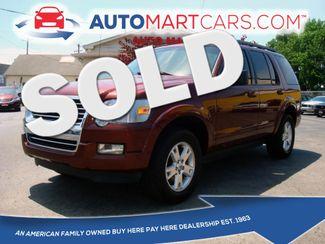 2010 Ford Explorer XLT | Nashville, Tennessee | Auto Mart Used Cars Inc. in Nashville Tennessee