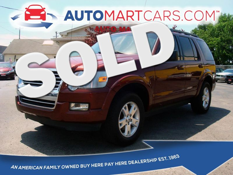 2010 Ford Explorer XLT | Nashville, Tennessee | Auto Mart Used Cars Inc. in Nashville Tennessee